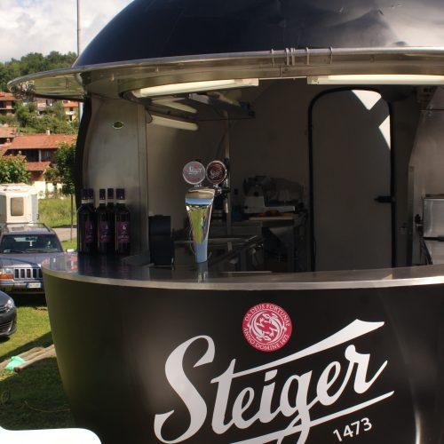 Birra Steiger - adesivi e rivestimenti automezzo
